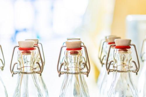 Flaschen zum Befüllen unverpackt Husum
